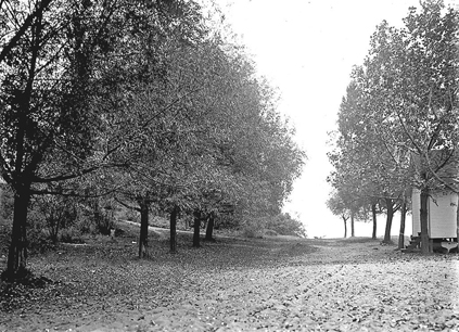 The foot of Victoria Park Avenue a century ago. PHOTO: Photo: City of Toronto Archives, f1244 it2476