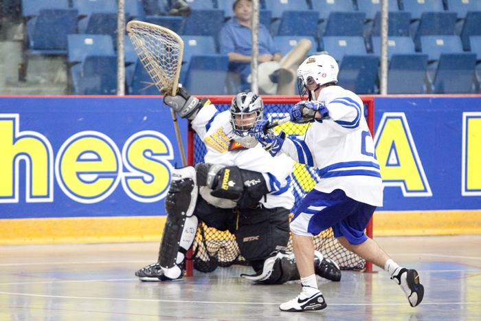 The Toronto Beaches Junior A Lacrosse  team has made some management shuffles in advance of the 2013 season. Tryouts for this year's team begin in March. BEACH METRO NEWS FILE PHOTO: Phil Lameira