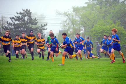 Balmy Beach Junior Rugby