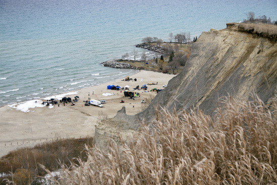 Bluffer's Park photo by Bernie Fletcher
