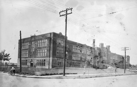 Danforth Technical Institute before 1931