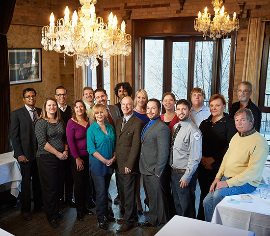 eob - bni leslieville group photo