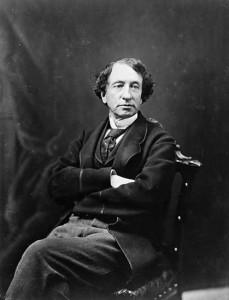 Sir John A. MacDonald in 1872