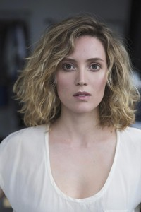Evelyne Brochu stars in X Company, a new CBC series.