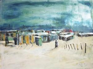 Township IV, by Danielle Cox