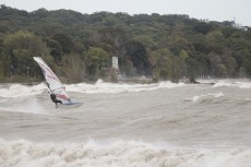 Windsurfer at Ashbridges Bay_1586