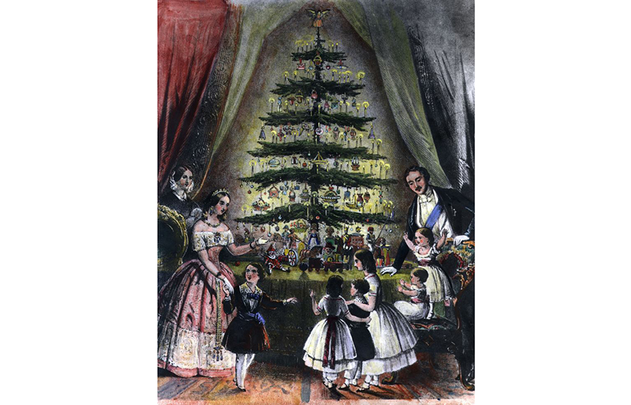 Christmas Trees Have A Long History