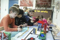 Adam Beck's first-ever robotics team gears up for the provincial competition Jan. 16.