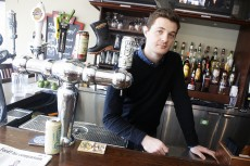 Jason Oosthuizen, who owns The Grover Pub on Kingston Road with his dad, said the new tipping regulations are a good idea.