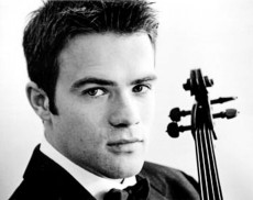 Eric Nowlin will perform as part of The Viola concert series.
