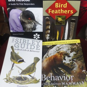 Recommended books for animal lovers. Photo: Ann Brokelman