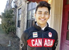 Neil McNeil student Javier Acevedo will be swimming for Team Canada at the Rio Olympics this summer.