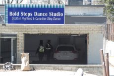 Toronto, CAN, 03 May 2016 - A 68 year-old woman has succumb to injuries after a car plunged into the Bold Steps Dance Studio on Spruce Hill Road at Queen Street.