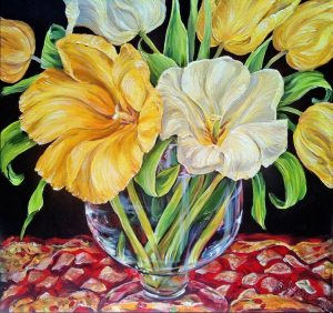 'The Last Bouquet' by Kellie Jobson