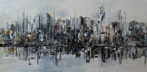 'Timeless City 20' by Carmela Casuccio
