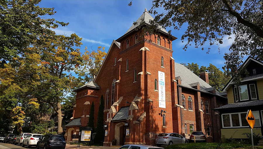 Waverly Road Baptist Church