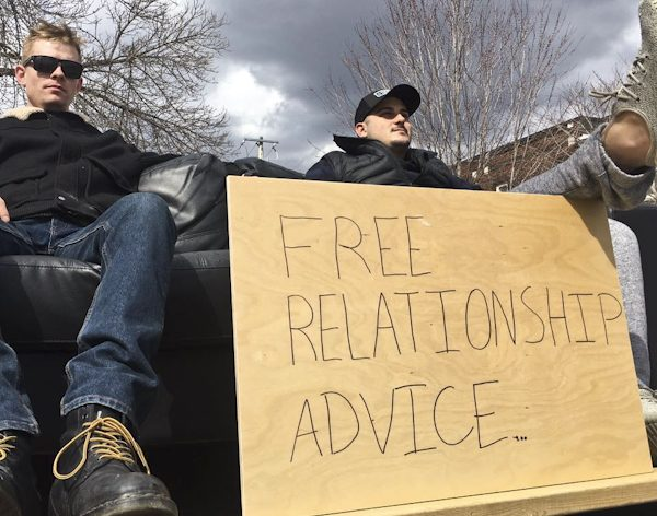free relationship advice over the phone