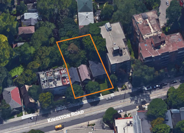 9 Storey Condo Proposed For Kingston Road