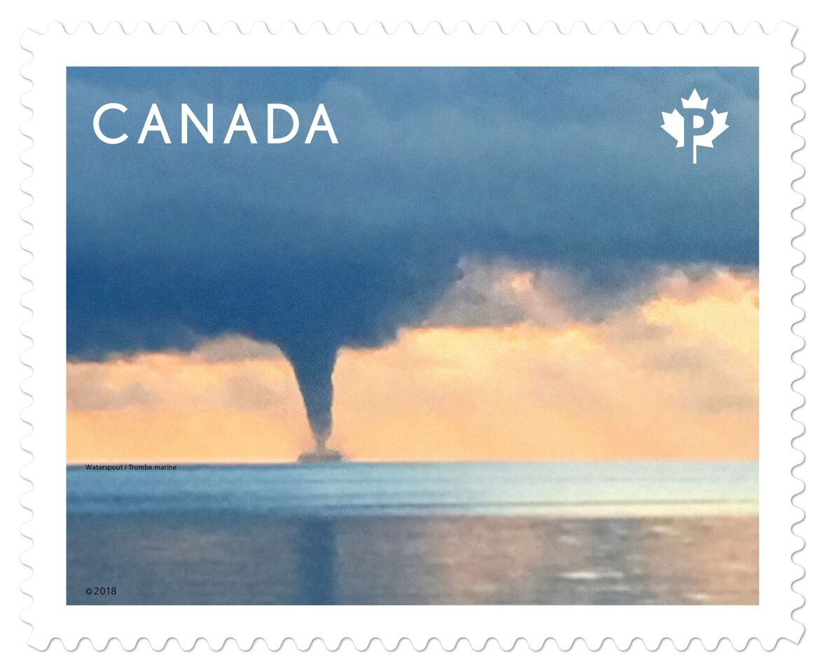 Local photographer's lake image ends up on Canadian stamp this month