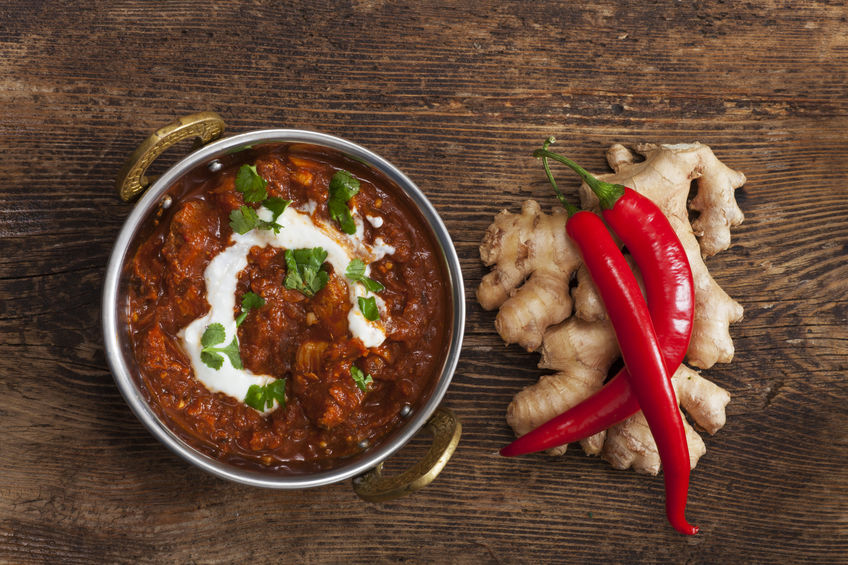 sports shoes 80caa a6b81 The Main Menu  A curry is the perfect recipe for taking on January s cold  weather