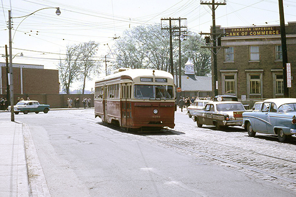 Deja Views: A look at Queen Street East and Kingston Road in 1964 and 2019 - Beach Metro News